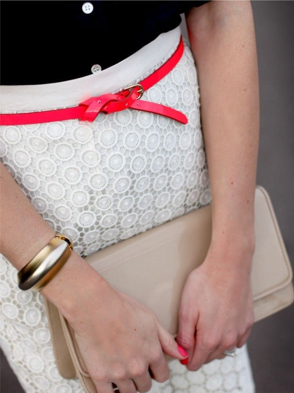 Skinny-Knotted-Belts-3 50+ Hottest Fashion Trends for Teenage Girls in 2020