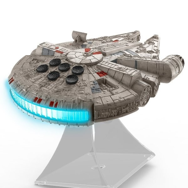 Star-Wars-Millennium-Falcon-Bluetooth-Speaker 50 Affordable Gifts for Star Wars & Emoji Lovers