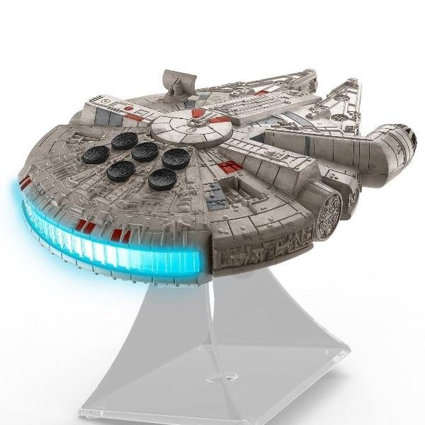 Star-Wars-Millennium-Falcon-Bluetooth-Speaker 50 Affordable Gifts for Star Wars & Emoji Lovers