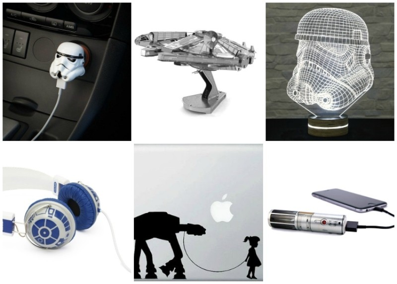 Star-Wars-tech-gifts 50 Affordable Gifts for Star Wars & Emoji Lovers