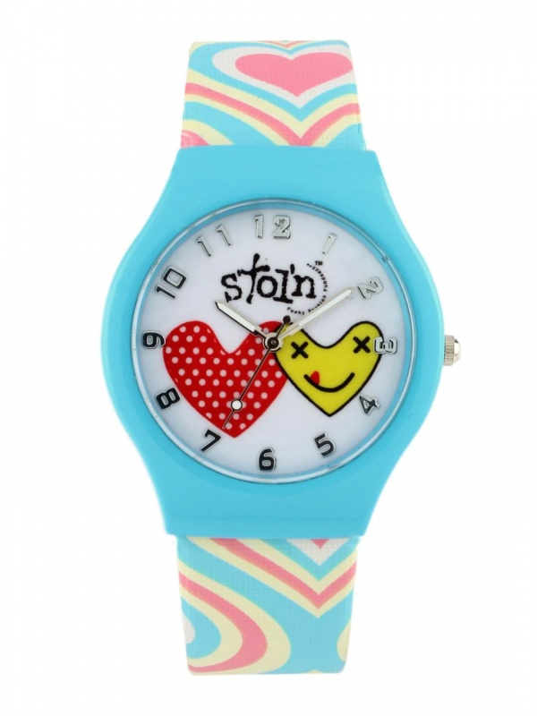 Stoln-Kids-White-Dial-Watch_f5294f5632fbf43881036b2ac3744506_images_1080_1440_mini 75 Amazing Kids Watches Designs