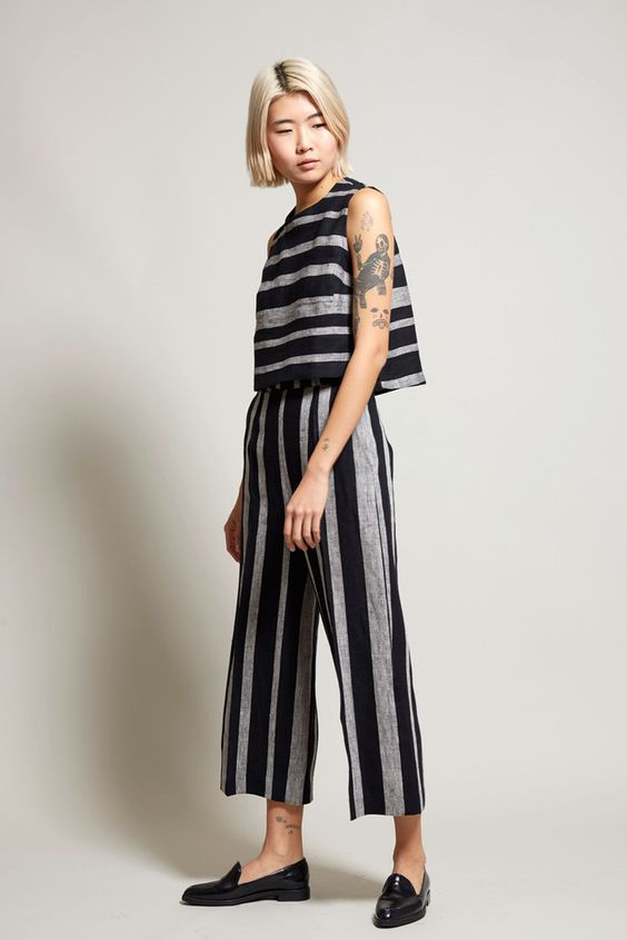 Stripes7 6 Main Fashion Trends of Spring & Summer 2018