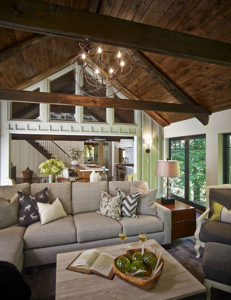 The-All-Wooden-Spectacle1 7 Ceilings Design Ideas For 2020
