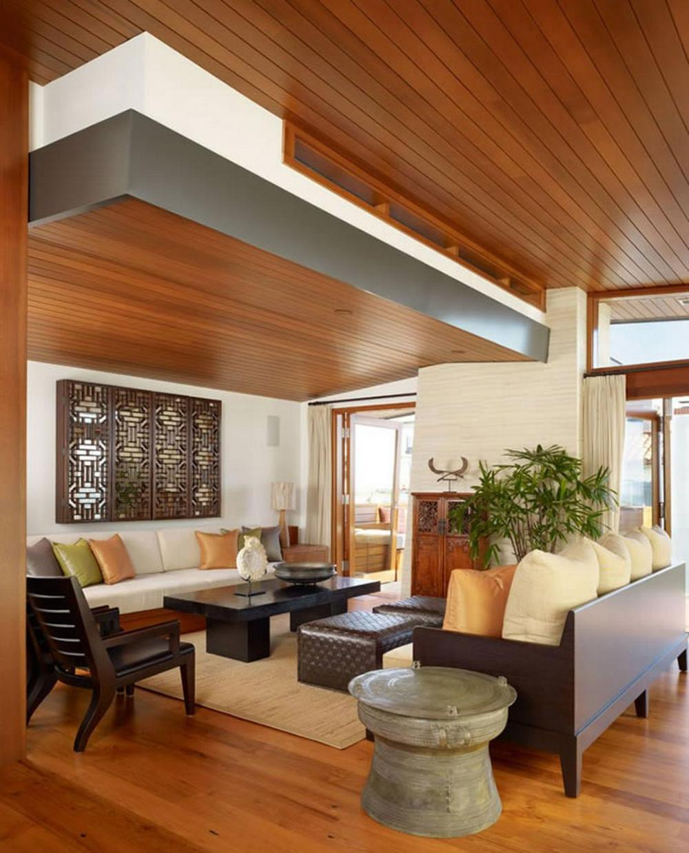 The-All-Wooden-Spectacle2 7 Ceilings Design Ideas For 2017