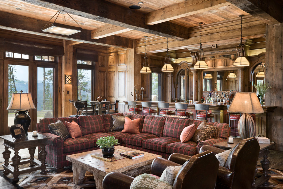 The-All-Wooden-Spectacle4 7 Ceilings Design Ideas For 2018