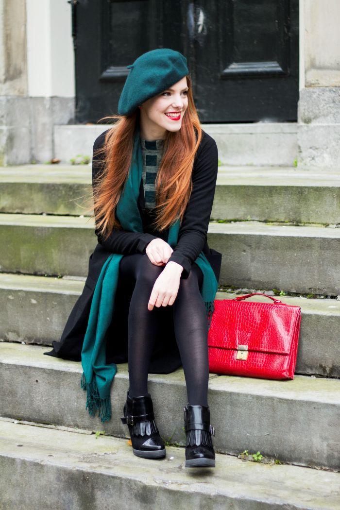 The-berets1 15+ Women's Hat Trend Forecast For Winter & Fall of 2018