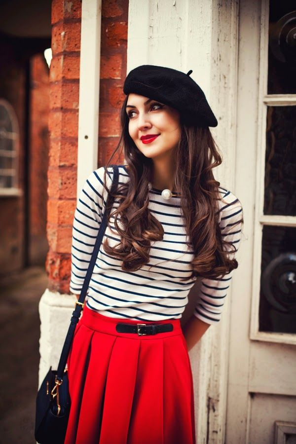 The-berets5 15+ Women's Hat Trend Forecast For Winter & Fall of 2020