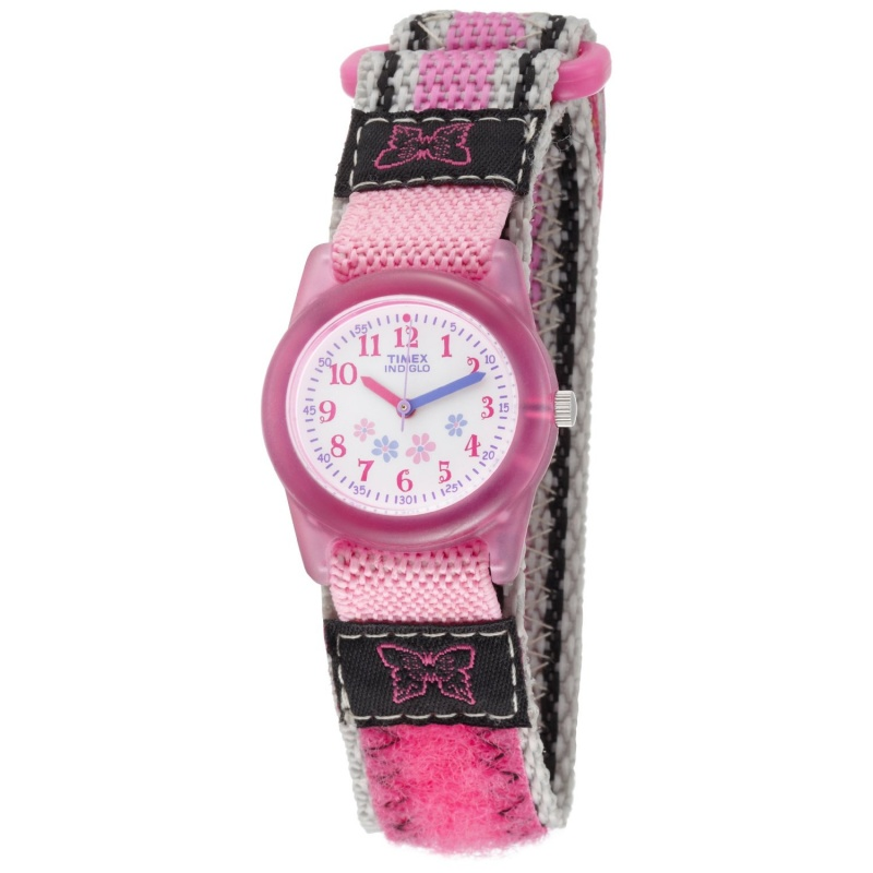Timex-Kids-Casual-Watches-Red-Case-Blue-Fast-Wrap-Watch 75 Amazing Kids Watches Designs