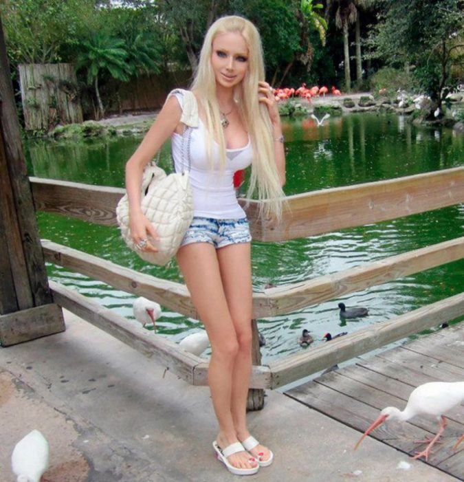 Valeria-Lukyanova3-675x701 6 Most Popular Barbie Girls in The World