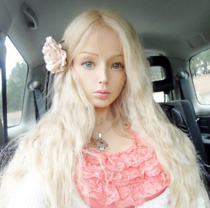 Valeria-Lukyanova4-675x667 6 Most Popular Barbie Girls in The World