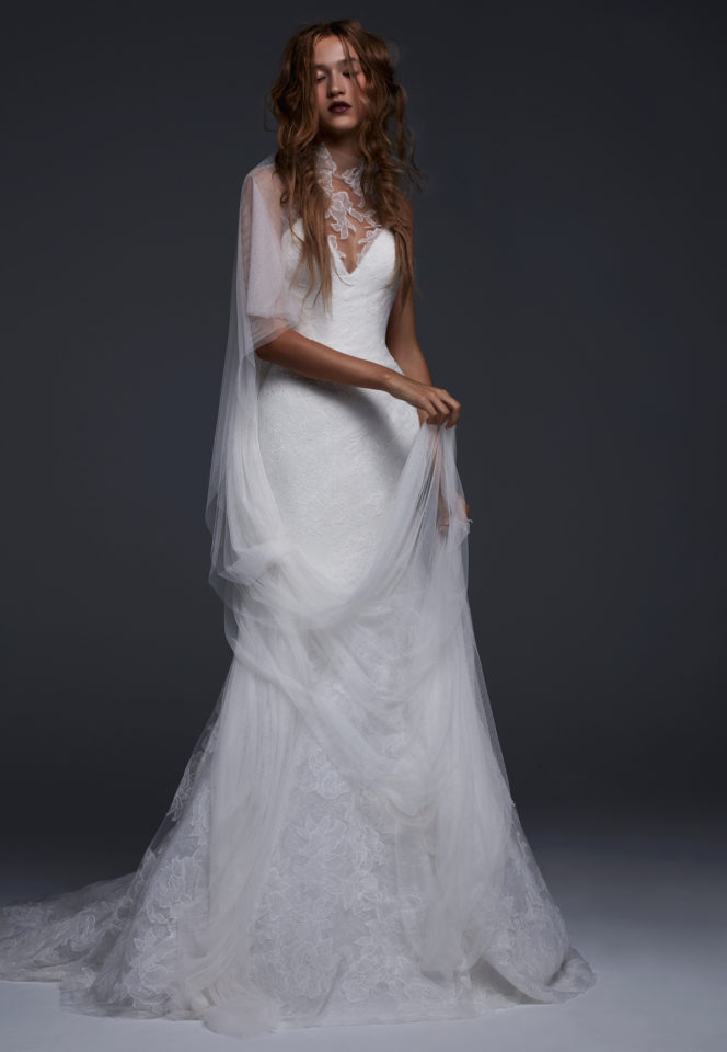 Vera-Wangs-Favianna 2018 Wedding dresses Trends for a Gorgeous-looking Brid
