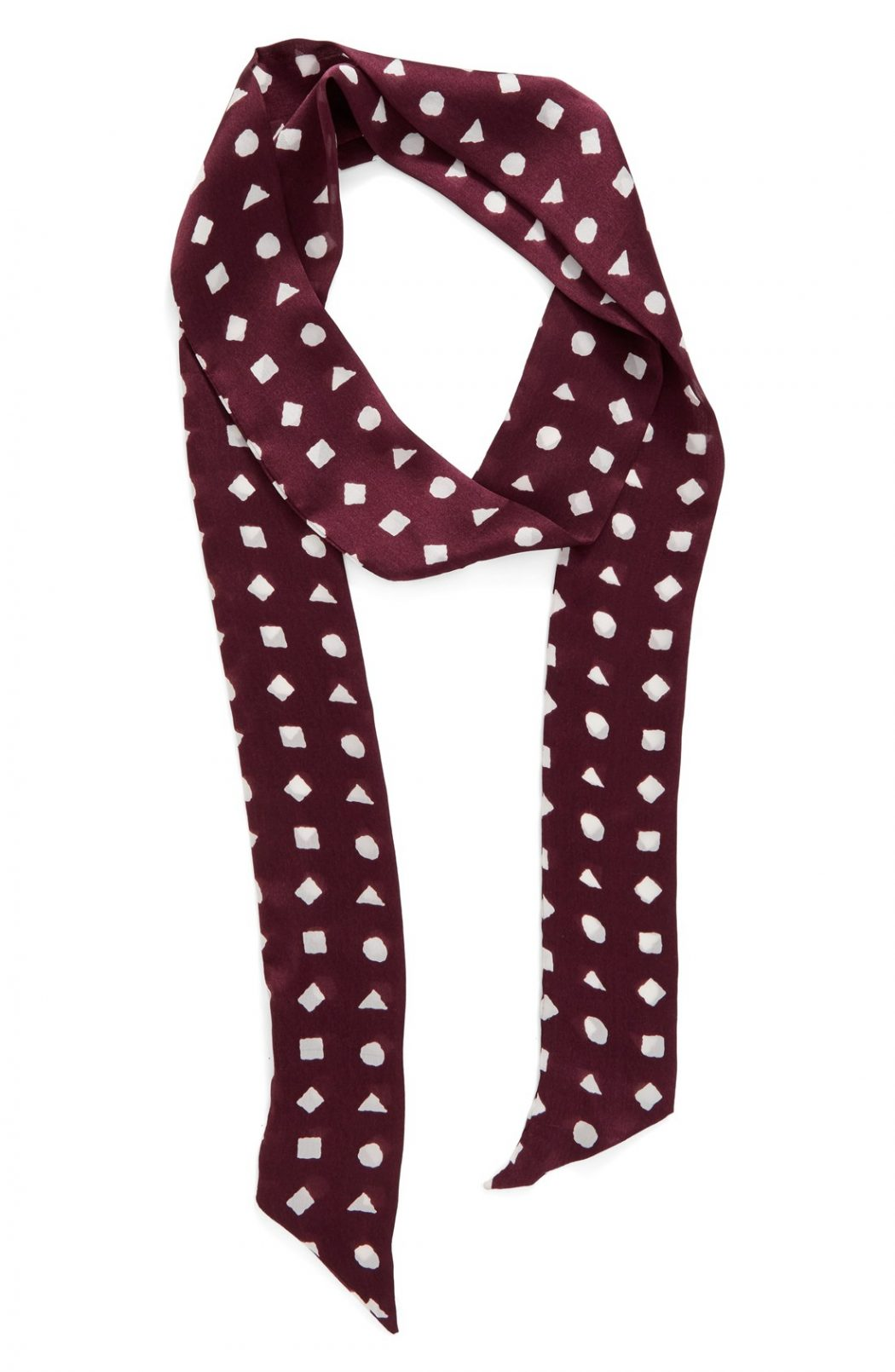 Vince-Camuto-Preppy-Geo-Scarf2 22+ Elegant Scarf Trend Forecast for Winter & Fall 2020