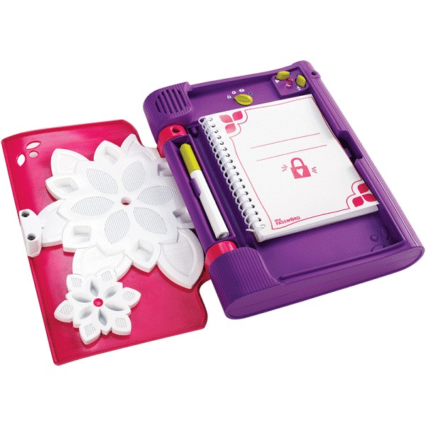 Voice-Recognition-Password-Journal 39 Most Stunning Christmas Gifts for Teens 2017