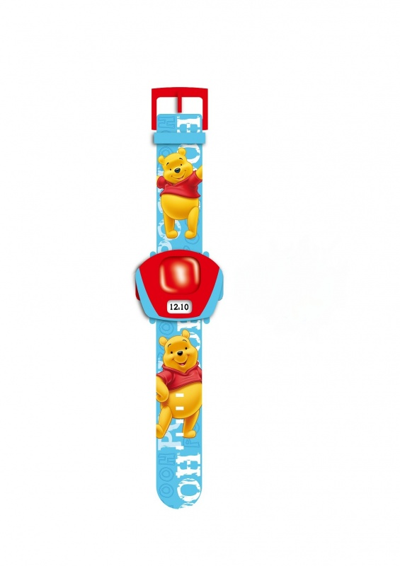 Winnie-Projection-Watches-for-Kids-SP08- 75 Amazing Kids Watches Designs