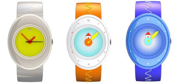alessi-watches 75 Amazing Kids Watches Designs