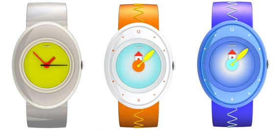 alessi-watches 75 Amazing Kids Watches Designs