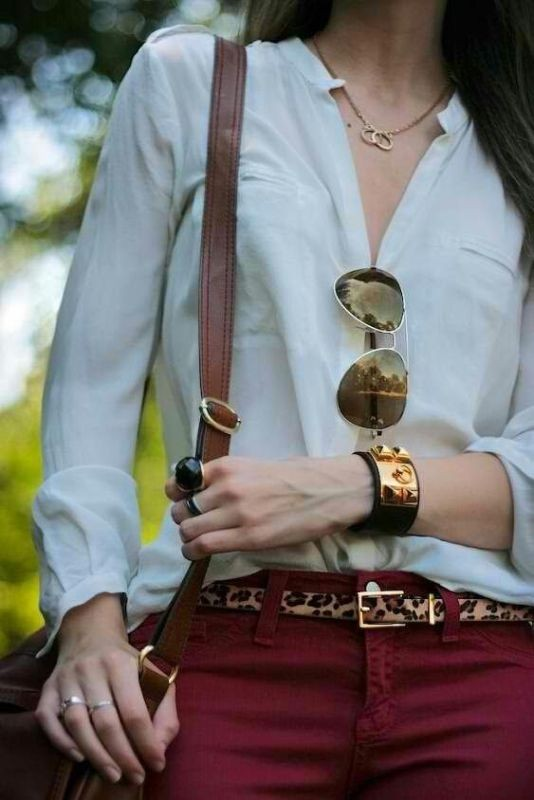 animal-skin-belts-3 50+ Hottest Fashion Trends for Teenage Girls in 2020