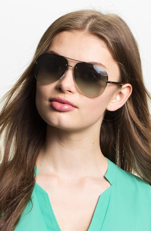 aviator-sunglasses 11 Hottest Eyewear Trends for Men & Women 2017