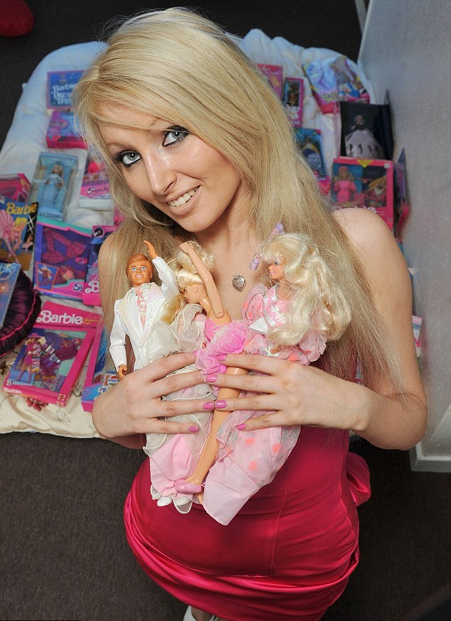 barbiehuman 6 Most Popular Barbie Girls in The World