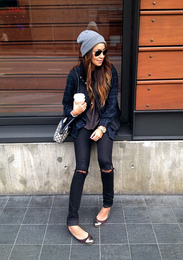 beanie-hats6 15+ Women's Hat Trend Forecast For Winter & Fall of 2018