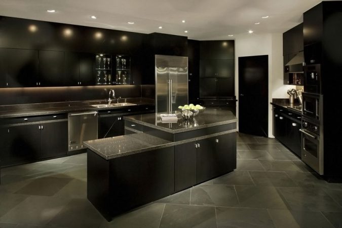 black-kitchen-decor-1-675x450 20+ Hottest Home Decor Trends for 2020