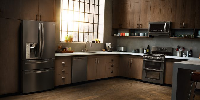 blackstainless_kitchenaid2-675x338 20+ Hottest Home Decor Trends for 2020