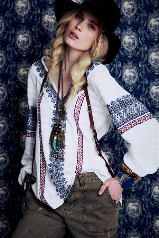 bohemian-style 15 Spring & Summer Fashion Trends for Women 2017
