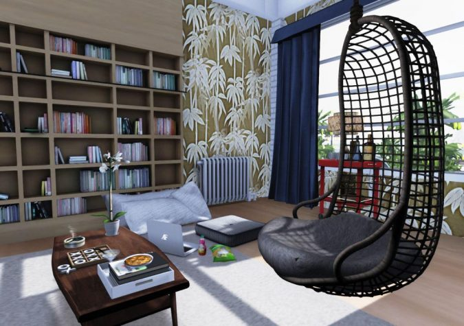 bubble-chair3-675x475 7 Design Ideas for Teens' Bedrooms