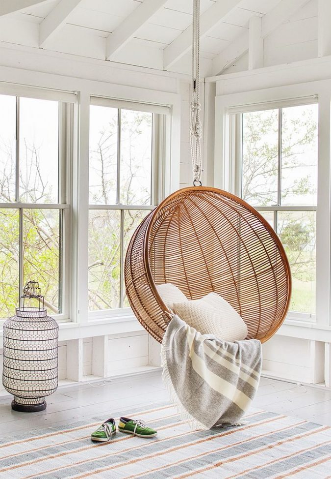 bubble-chair4-675x974 7 Design Ideas for Teens' Bedrooms