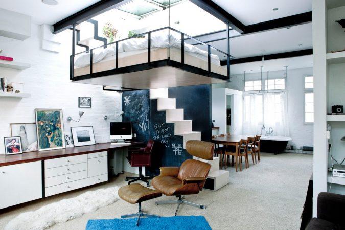 built-up-wooden-floor-675x450 7 Design Ideas for Teens' Bedrooms