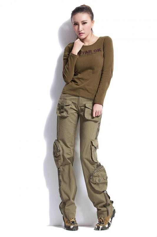 cargo-pants 15+ Best Spring & Summer Fashion Trends for Women 2018