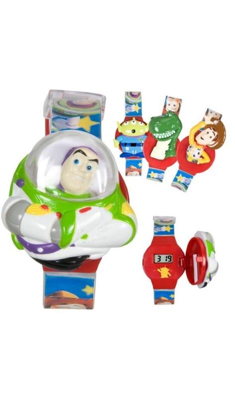 childrens-toy-story-alarm-clock-4-interchangable-heads-f-top-watch-p4316-4104_zoom 75 Amazing Kids Watches Designs