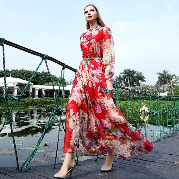 cinched-sleeves 15+ Best Spring & Summer Fashion Trends for Women 2020