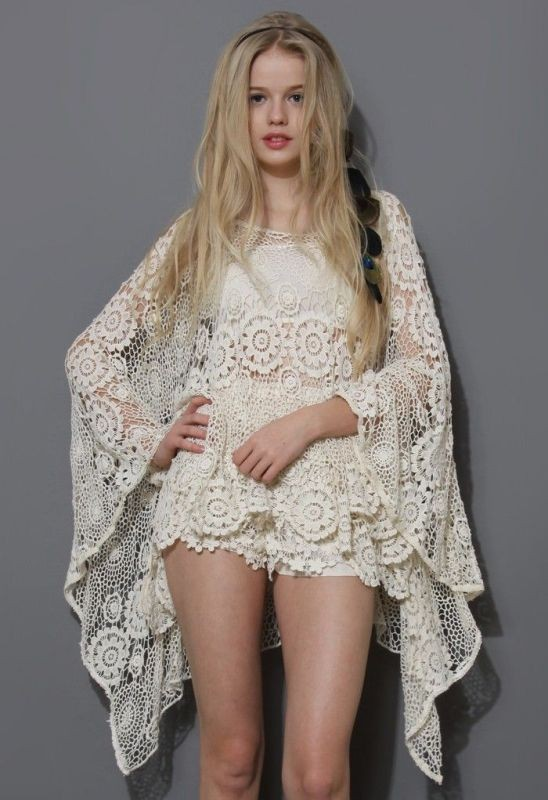 crochet-outfit-ideas-12 15 Spring & Summer Fashion Trends for Women 2017
