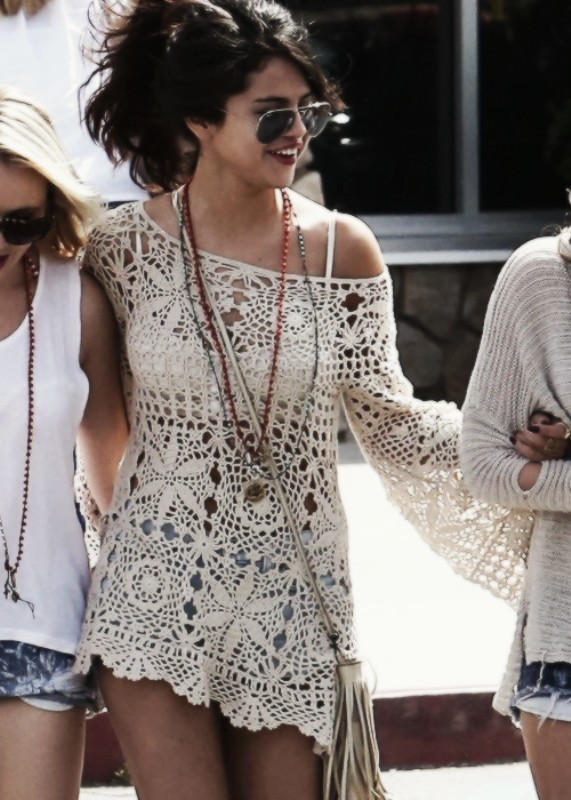 crochet-outfit-ideas-13 15+ Best Spring & Summer Fashion Trends for Women 2020