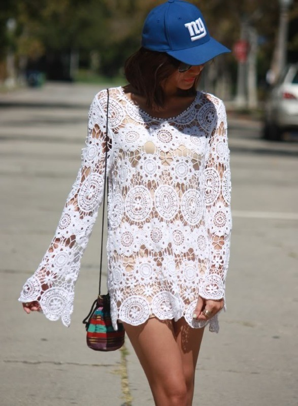 crochet-outfit-ideas-14 15+ Best Spring & Summer Fashion Trends for Women 2020