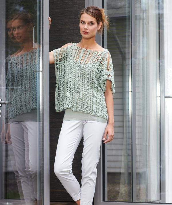 crochet-outfit-ideas-16 15+ Best Spring & Summer Fashion Trends for Women 2020