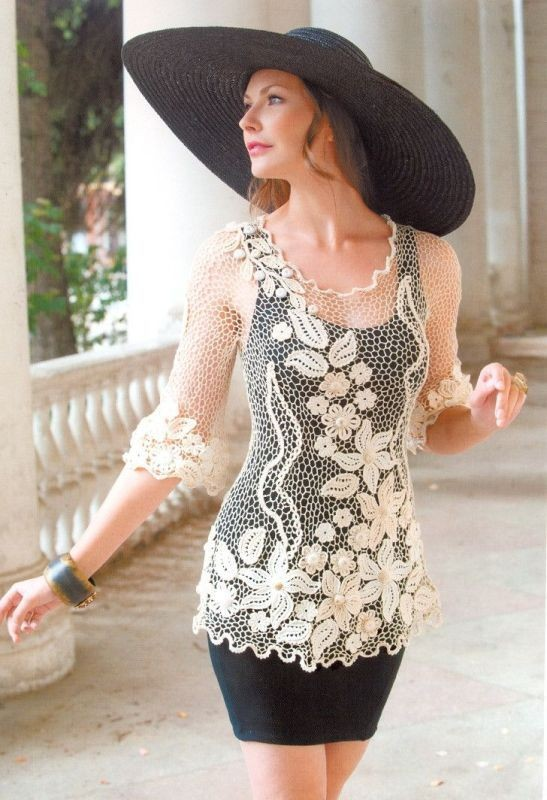 crochet-outfit-ideas-2 15+ Best Spring & Summer Fashion Trends for Women 2020