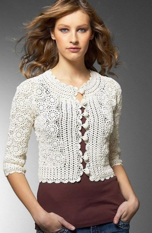 crochet-outfit-ideas-6 15+ Best Spring & Summer Fashion Trends for Women 2018