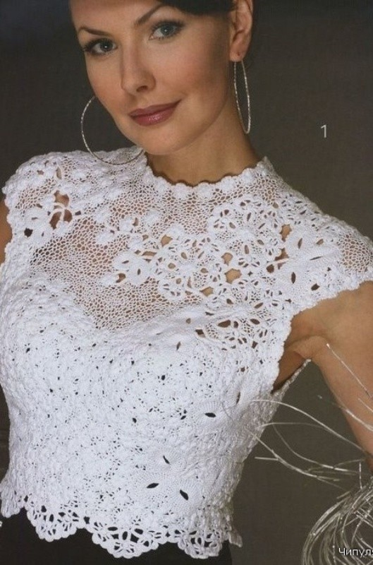 crochet-outfit-ideas-8 15+ Best Spring & Summer Fashion Trends for Women 2020