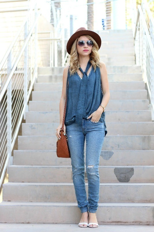 denim-outfits-1 15+ Best Spring & Summer Fashion Trends for Women 2020
