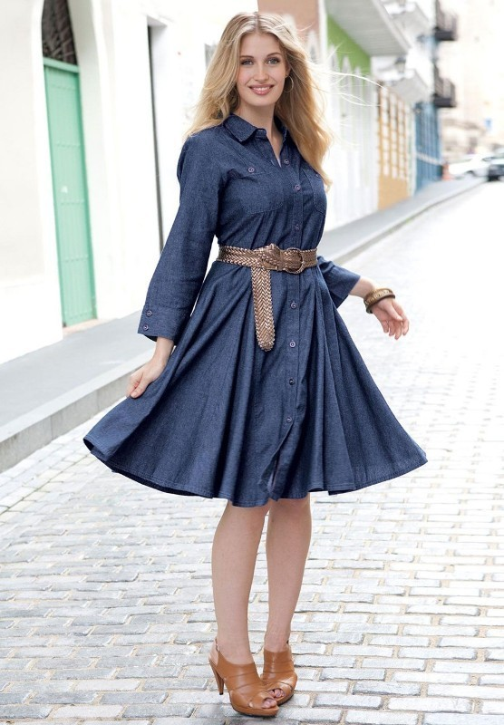 denim-outfits-5 15+ Best Spring & Summer Fashion Trends for Women 2018