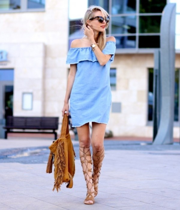 denim-outfits-8 15+ Best Spring & Summer Fashion Trends for Women 2018