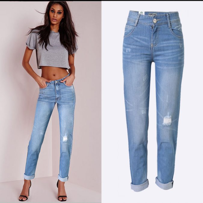 denim-ripped-pants-675x675 6 Hottest Fashion Trends of Spring & Summer 2020