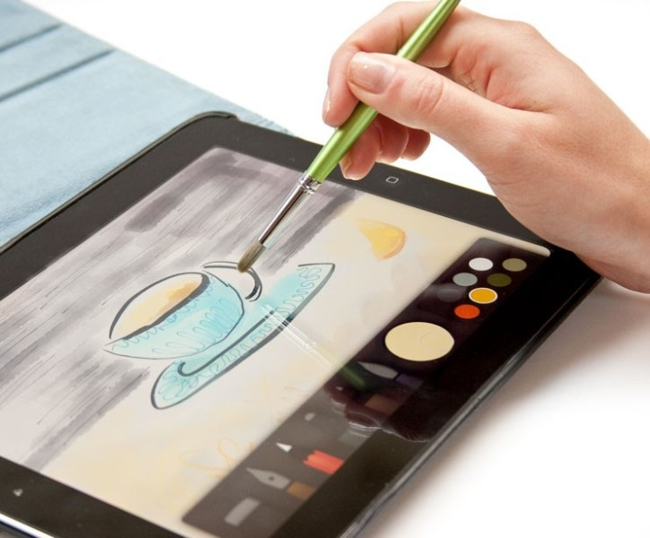digital-brush-for-iPad-and-tablet-painting-1 39 Most Stunning Christmas Gifts for Teens 2017