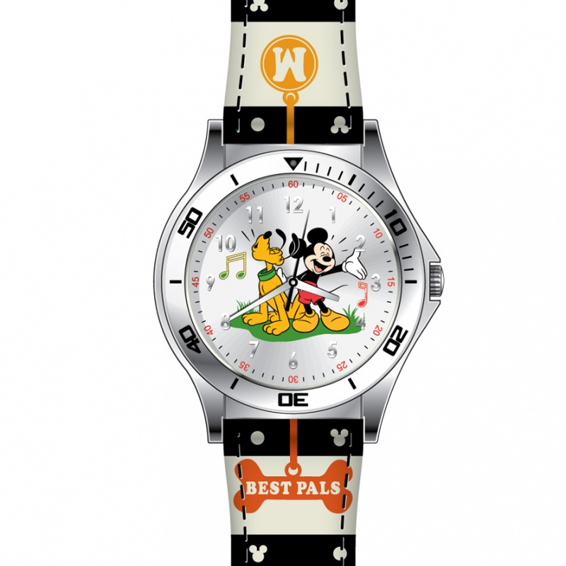 disney-multicolour-pu-analog-kids-watch-sa7508mky01 75 Amazing Kids Watches Designs