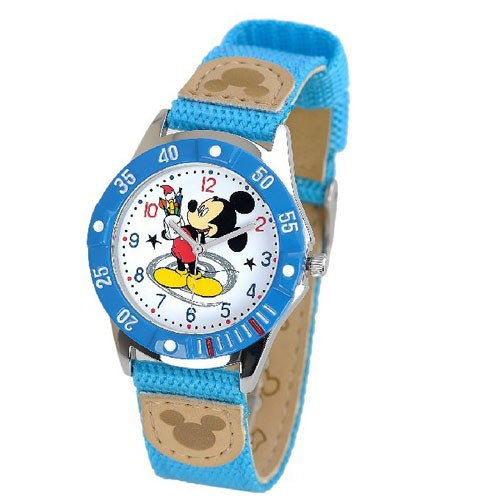 disney-watch-62613-blue_1 75 Amazing Kids Watches Designs