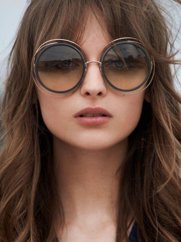 double-wire-rim-Sunglasses-1 Best 10 Hottest Eyewear Trends for Men & Women 2020