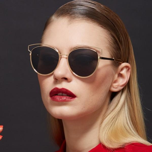 double-wire-rim-Sunglasses-3 Best 10 Hottest Eyewear Trends for Men & Women 2020
