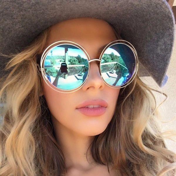 double-wire-rim-Sunglasses-4 Best 10 Hottest Eyewear Trends for Men & Women 2020